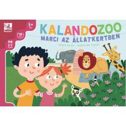 Wéber Anikó KalandoZoo - Marci az Állatkertben