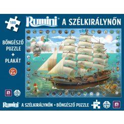 Berg Judit Rumini a Szélkirálynőn - puzzle