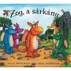 Julia Donaldson,  Axel Scheffler - Zog, a sárkány
